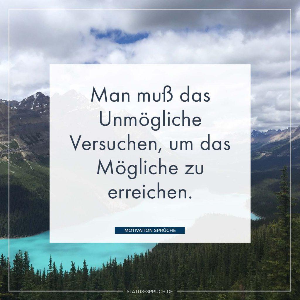 Status Sprüche Motivation