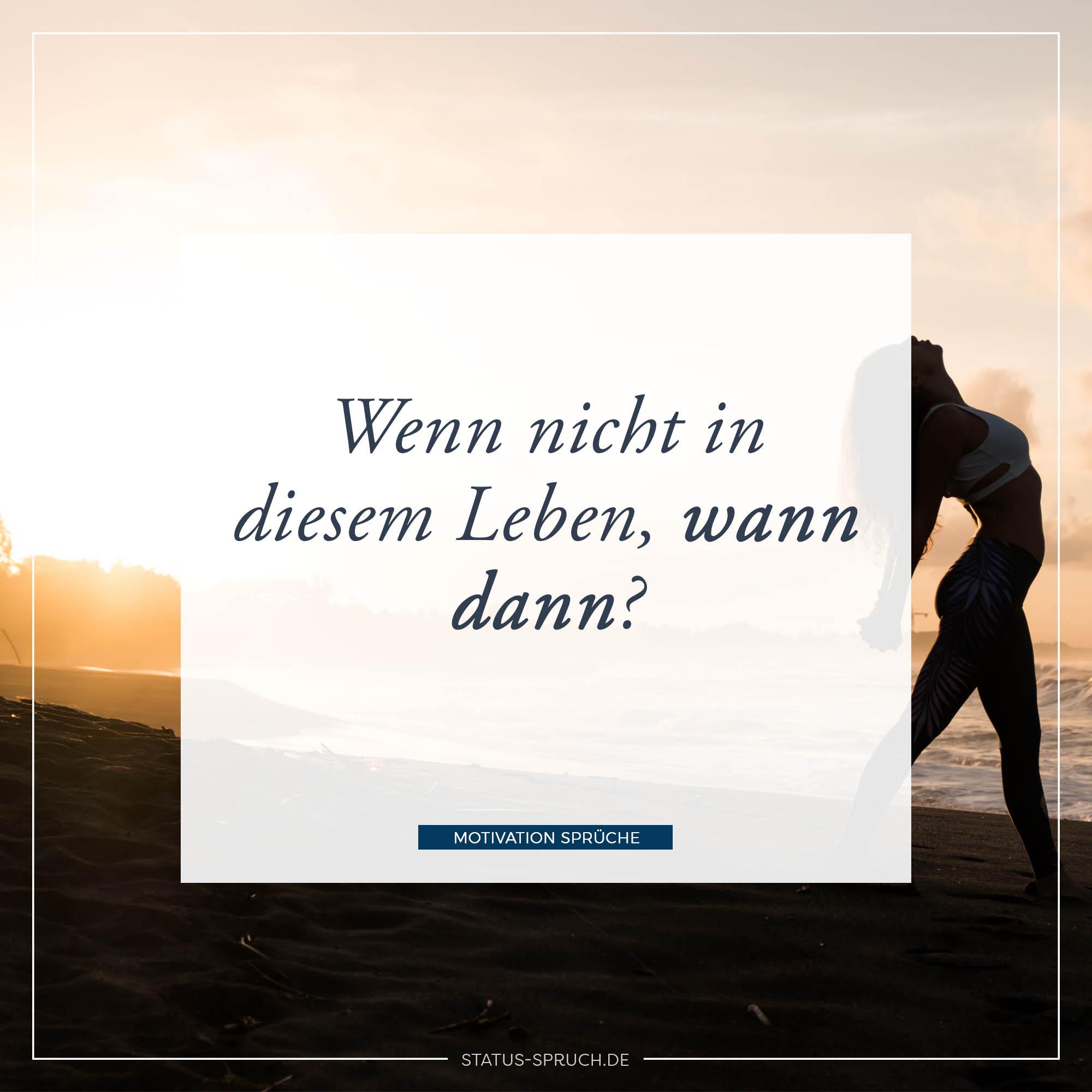 Sprüche Motivation WhatsApp
